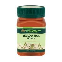 Australian By Nature Yellow Box Honey 500g