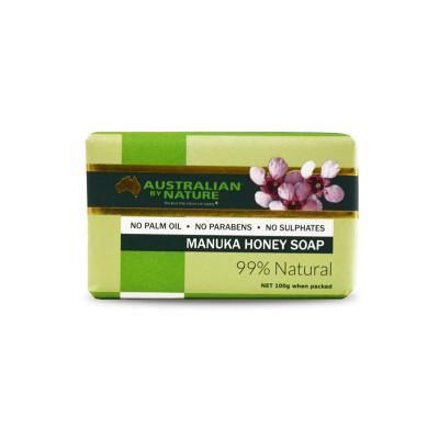 Australian by Nature Manuka Honey Soap 100g