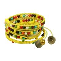 Audiopark Audiowrap In-ear Headphone - Honey Rainbow