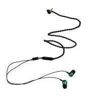 Audiopark KOKO 10 In-ear Headphone - Emerald Green