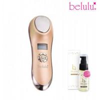 belulu Cplate Hot & Cold Tightening Beauty Machine-Gold