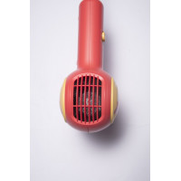 Lowra rouge children's low-radiation dryer - Red