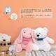 O2U Air Family Air Purifying Plush - Pink Rabbit