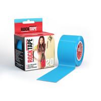 ROCKTAPE 5cm x 5m Tape (Electric Blue)
