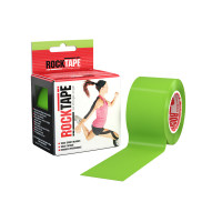 ROCKTAPE 5cm x 5m Tape (Lime Green)