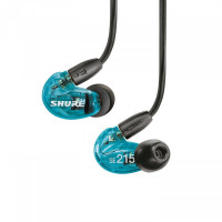 Shure SE215 Earphone Blue (Special Edition)