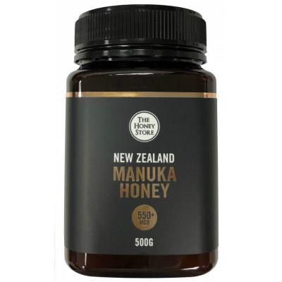 The Honey Store MGO 550+ Manuka Honey 500g