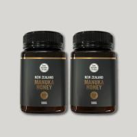 [2pcs Pack] The Honey Store MGO 550+ Manuka Honey 500g