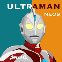 VisualSonic Wireless Artwork Speaker #Ultraman 1